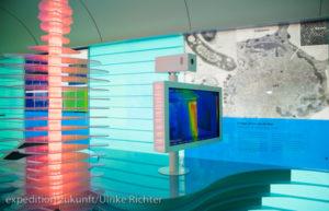 Wissenschaftskommunikation. Fotografien von wibior. Ulrike Schneeweiß